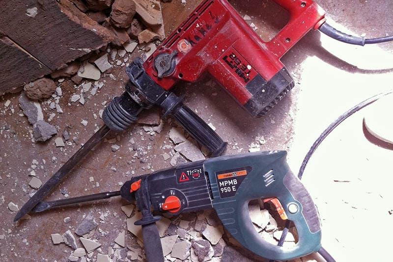 Demolition Hammer Uses